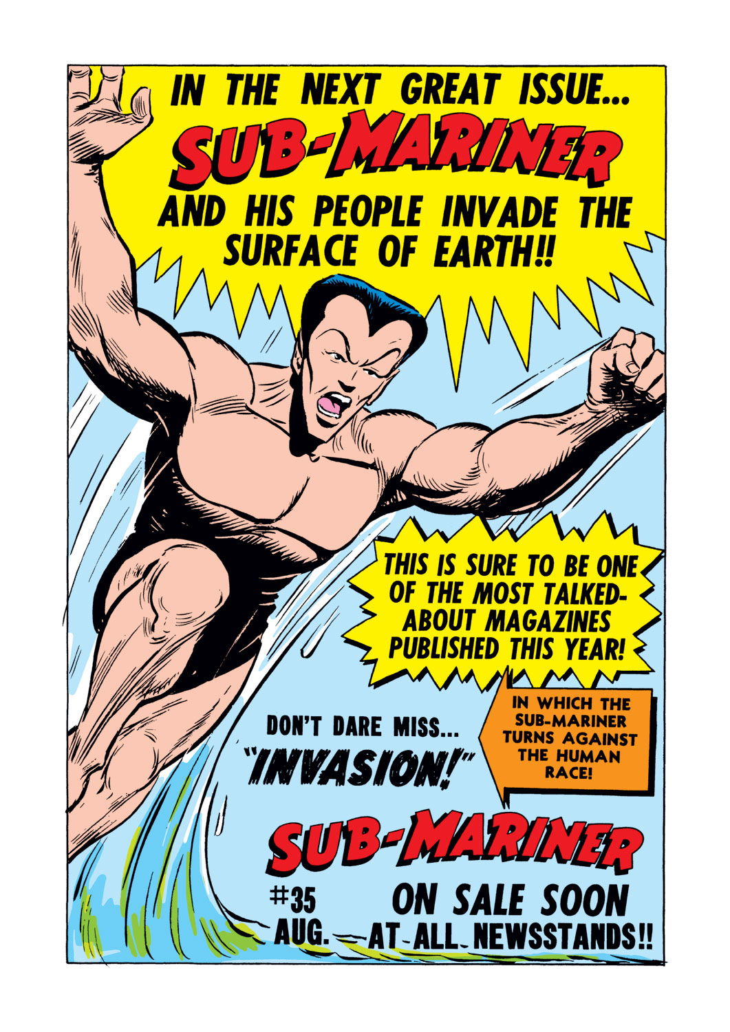 Sub-Mariner Comics #34 #34 - English 20