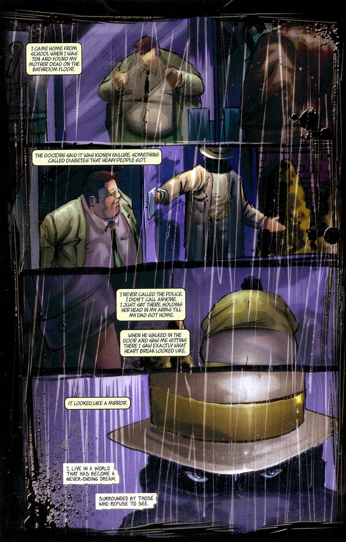 Read online Se7en comic -  Issue #1 - 13