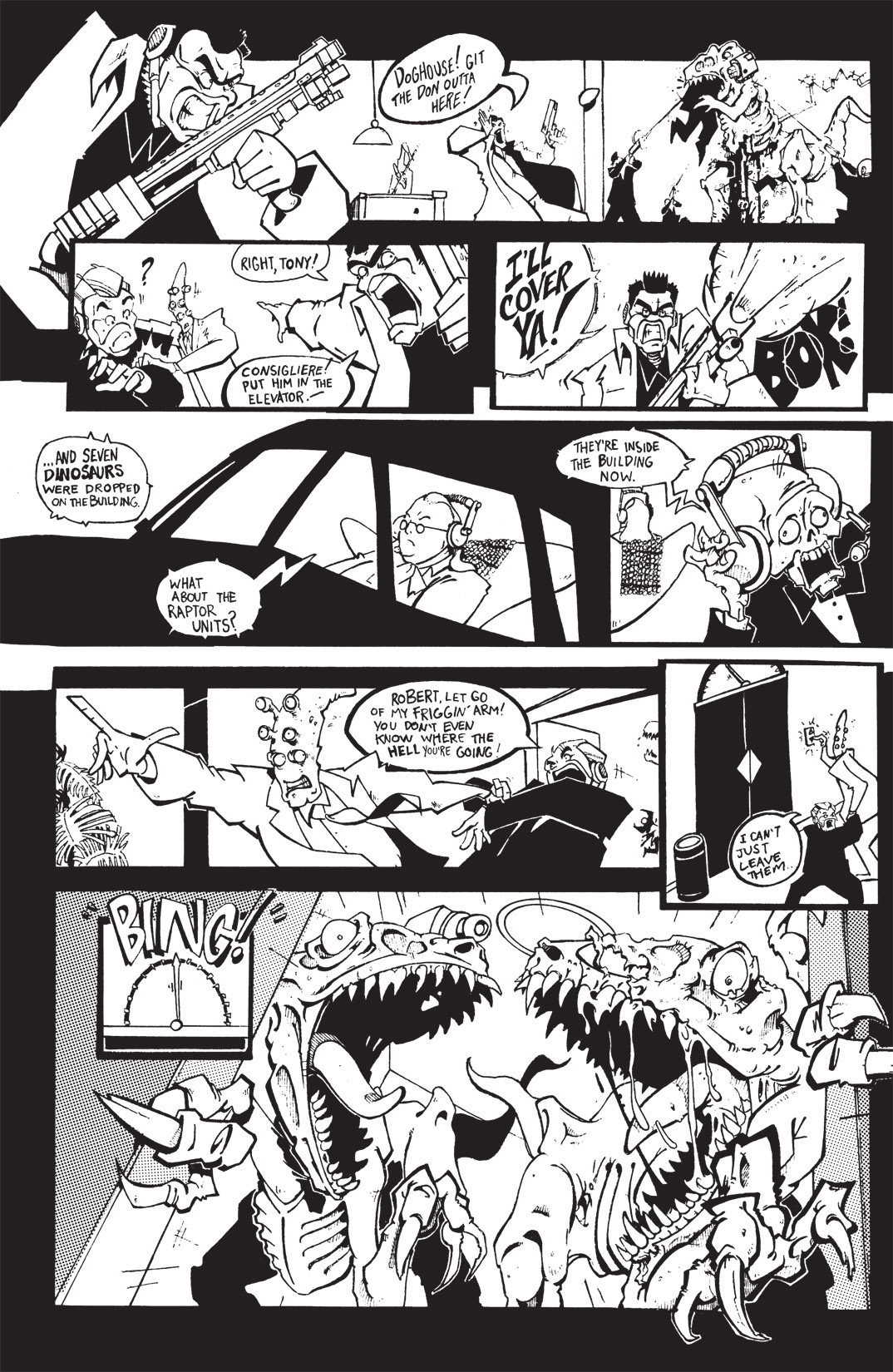 Read online Scud: The Disposable Assassin: The Whole Shebang comic -  Issue # TPB (Part 1) - 117