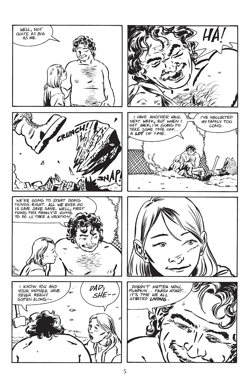 Stray Bullets Issue #7 #7 - English 7