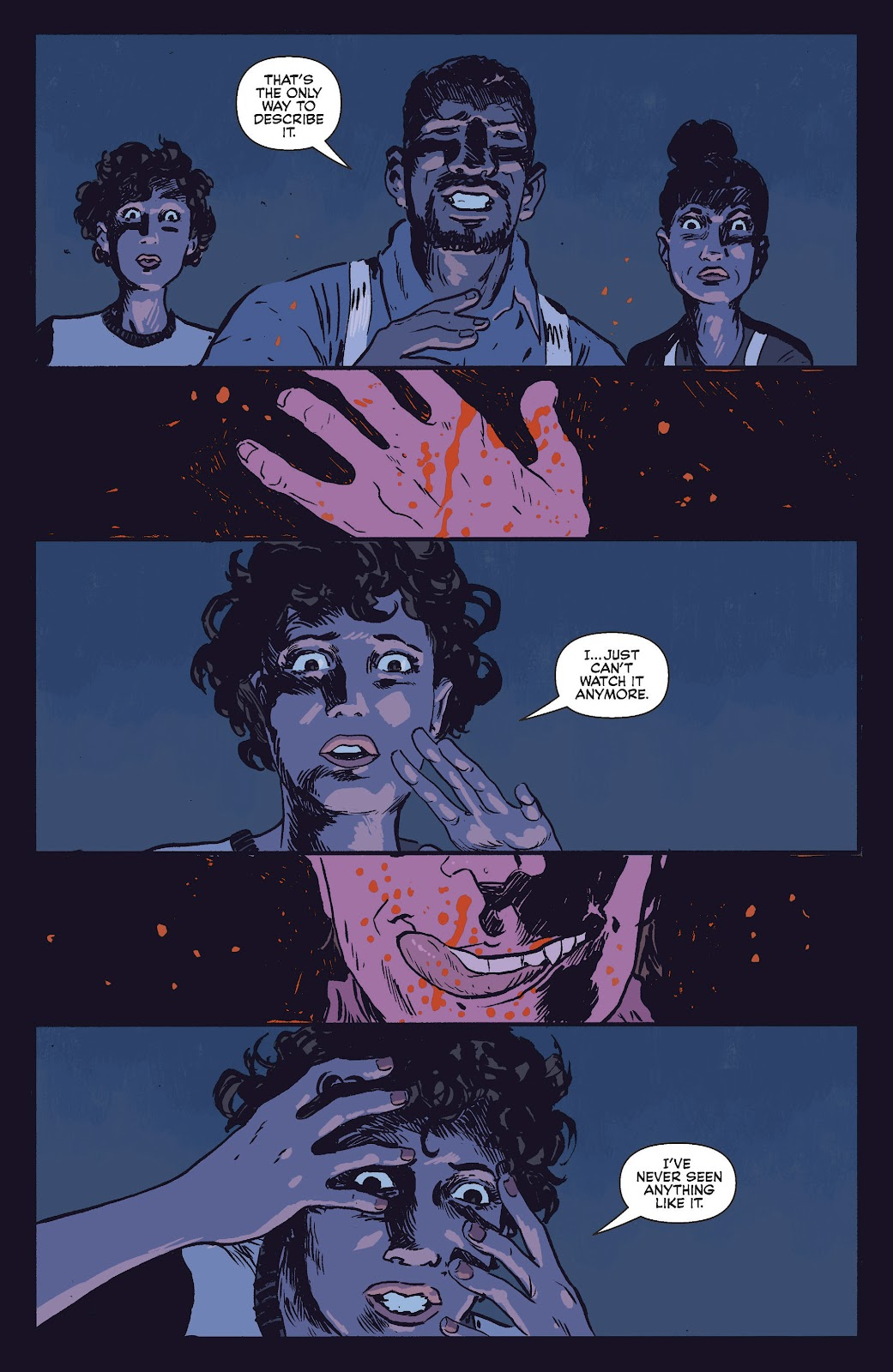 Jughead The Hunger Issue #0 #1 - English 7