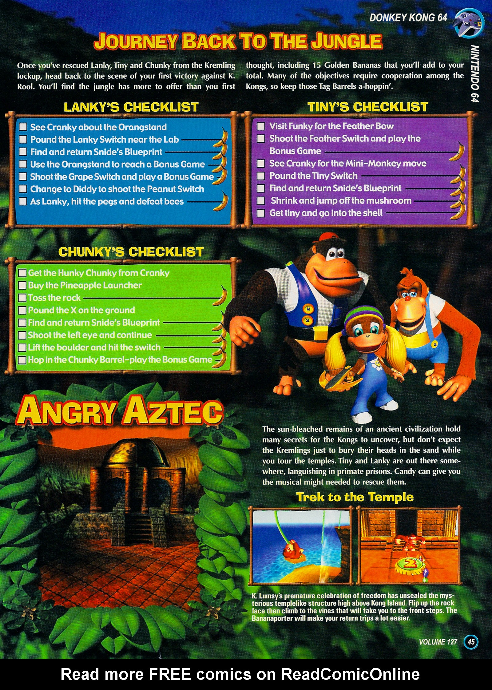 Nintendo Power #127 #127 - English 47