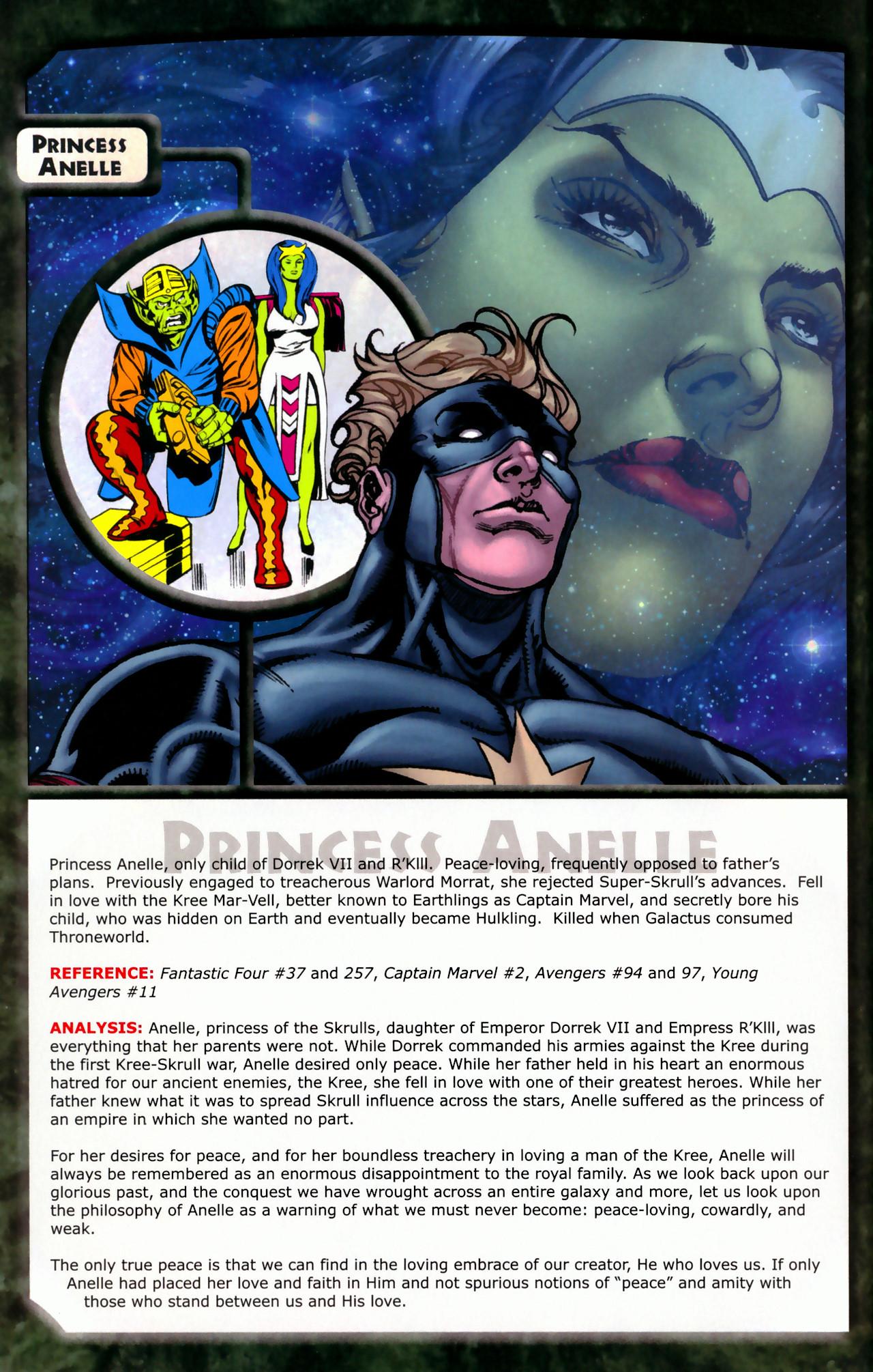 Read online Skrulls! comic -  Issue # Full - 6