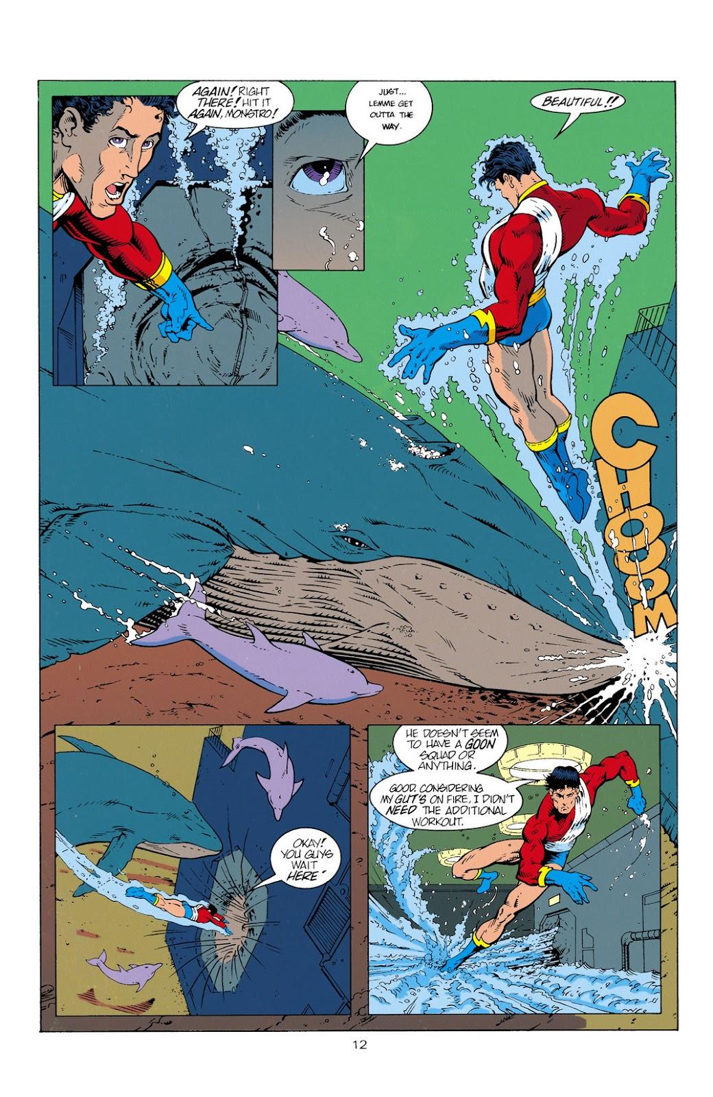 Aquaman (1994) Issue #2 #8 - English 13