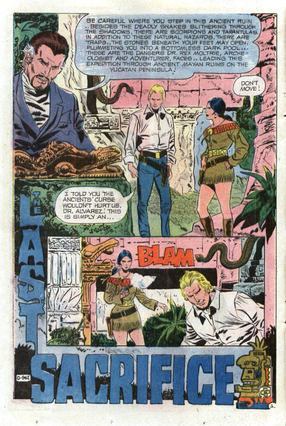 Read online Scary Tales comic -  Issue #23 - 12
