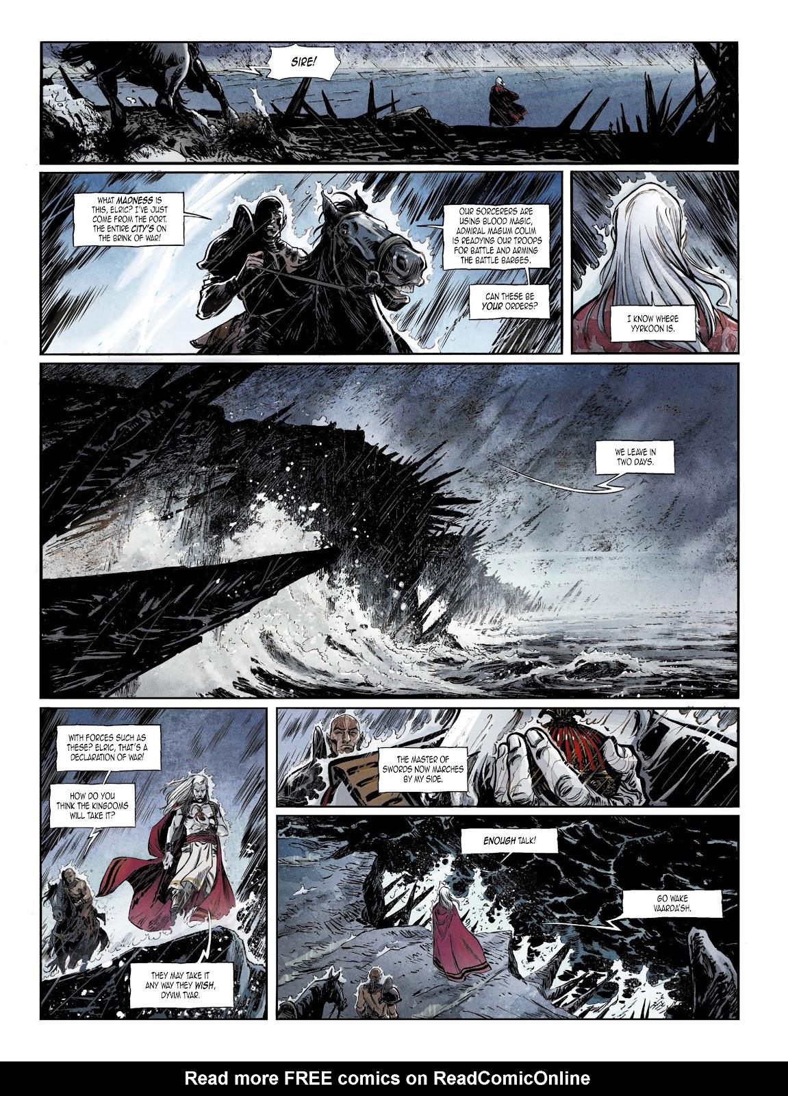 Elric (2014) TPB 2 #2 - English 17