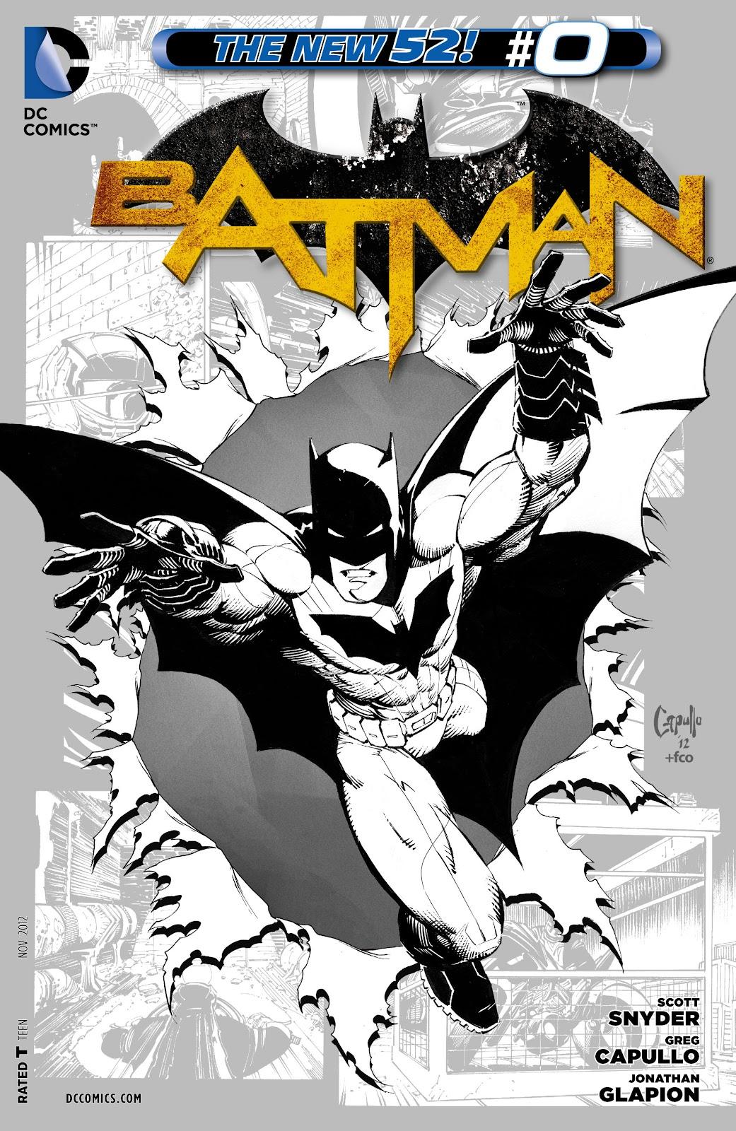 Batman (2011) Issue #0 #15 - English 32