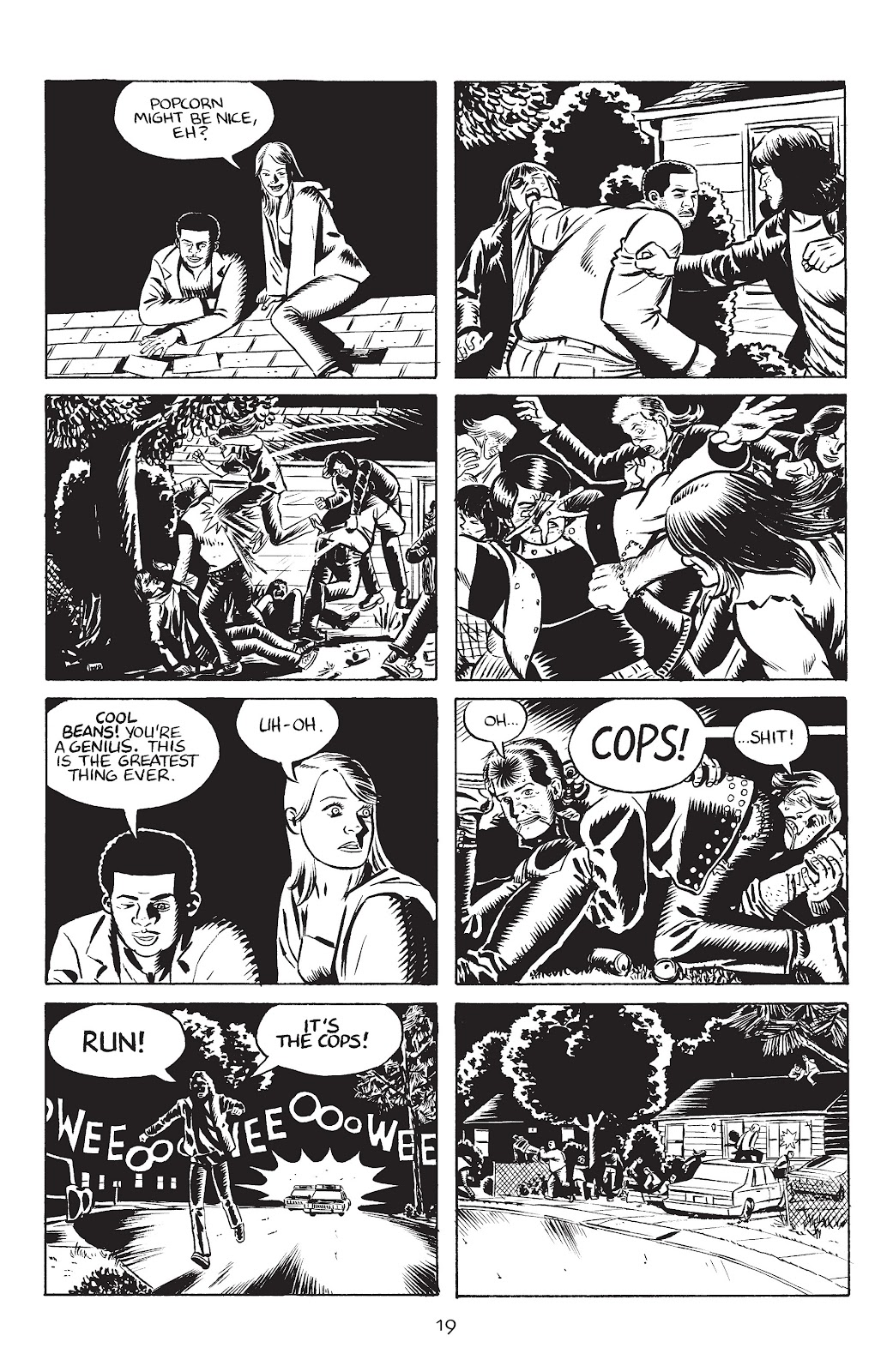 Stray Bullets Issue #33 #33 - English 21