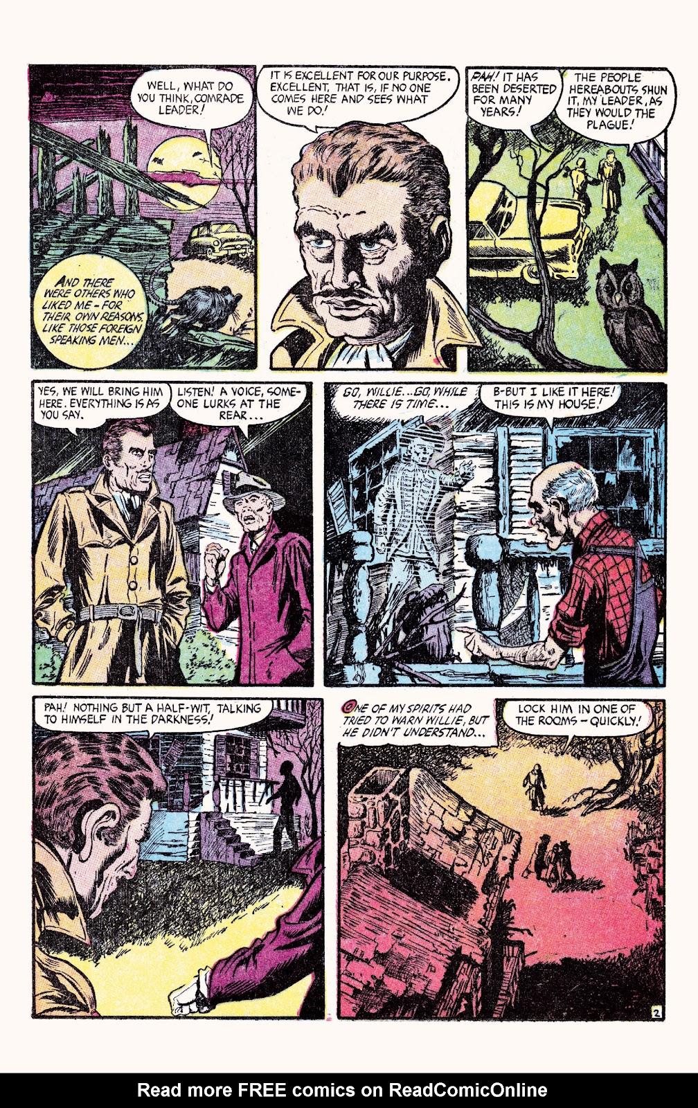 Haunted Horror Issue #27 #27 - English 38