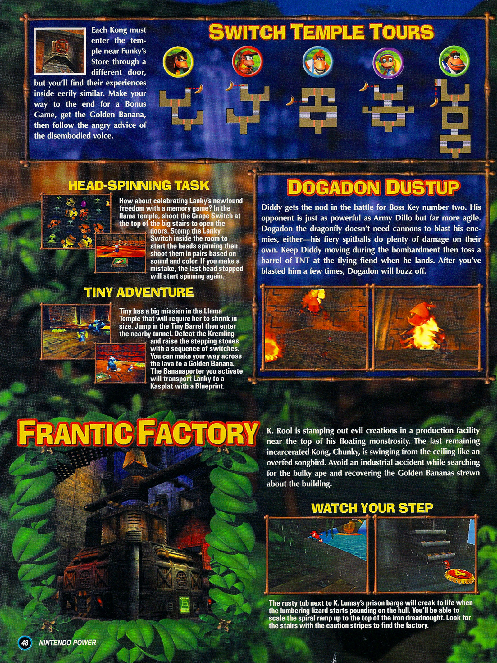 Nintendo Power #127 #127 - English 50