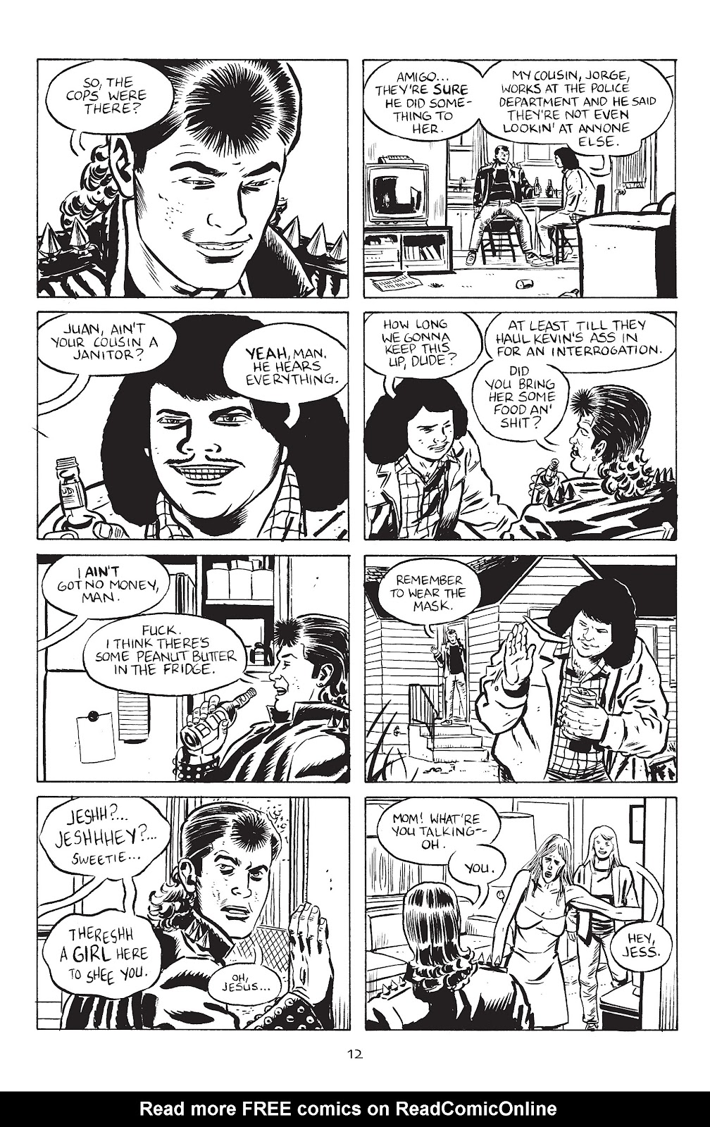 Stray Bullets Issue #37 #37 - English 14
