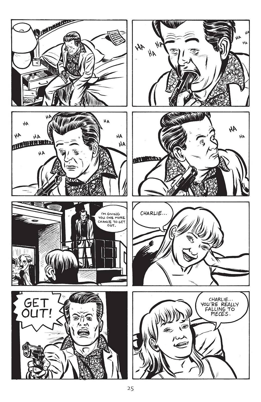 Stray Bullets Issue #22 #22 - English 27