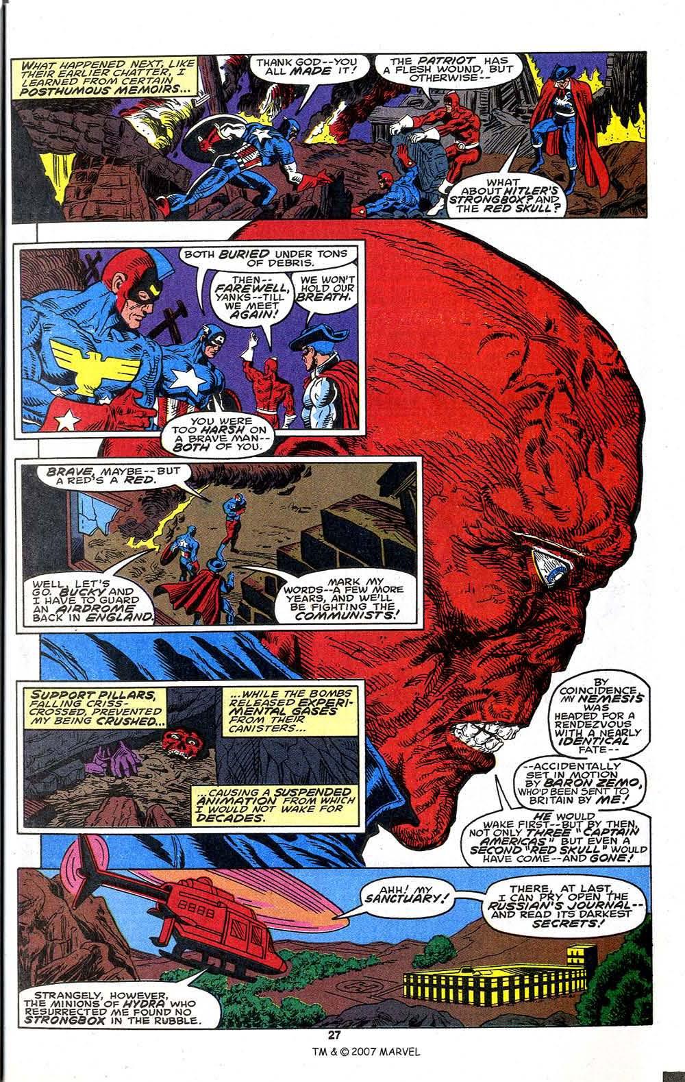 Captain America (1968) _Annual 13 #13 - English 29