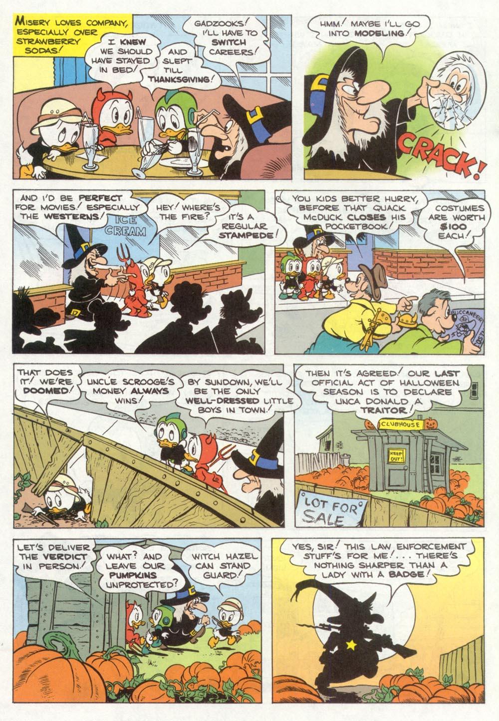 Walt Disney's Donald Duck Adventures (1987) Issue #35 #35 - English 14