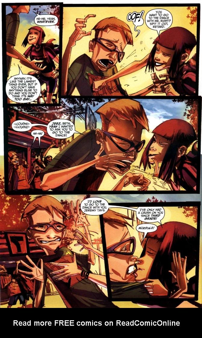 Strange Girl Issue #1 #2 - English 4