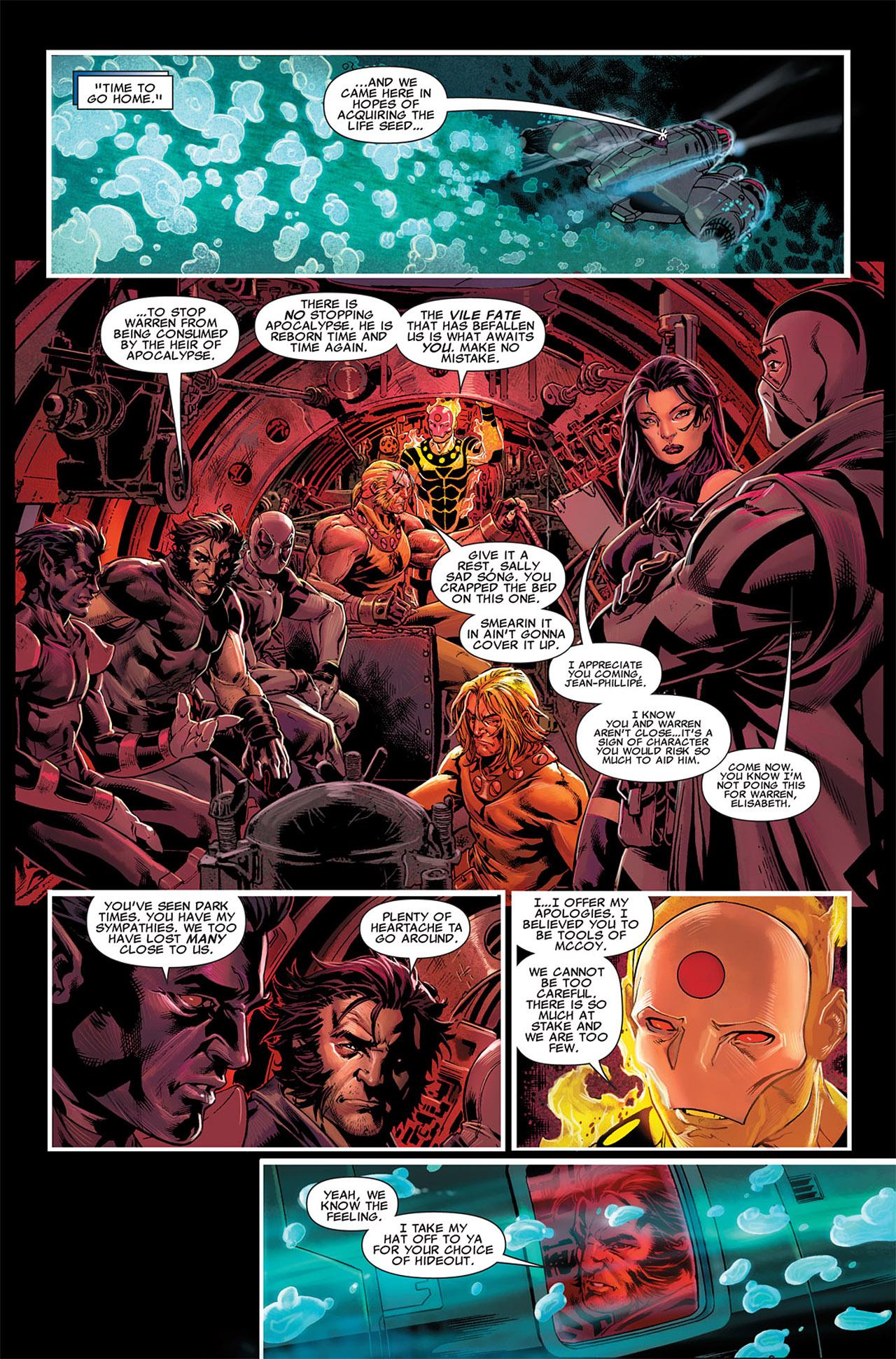 Uncanny X-Force (2010) #11 #26 - English 20