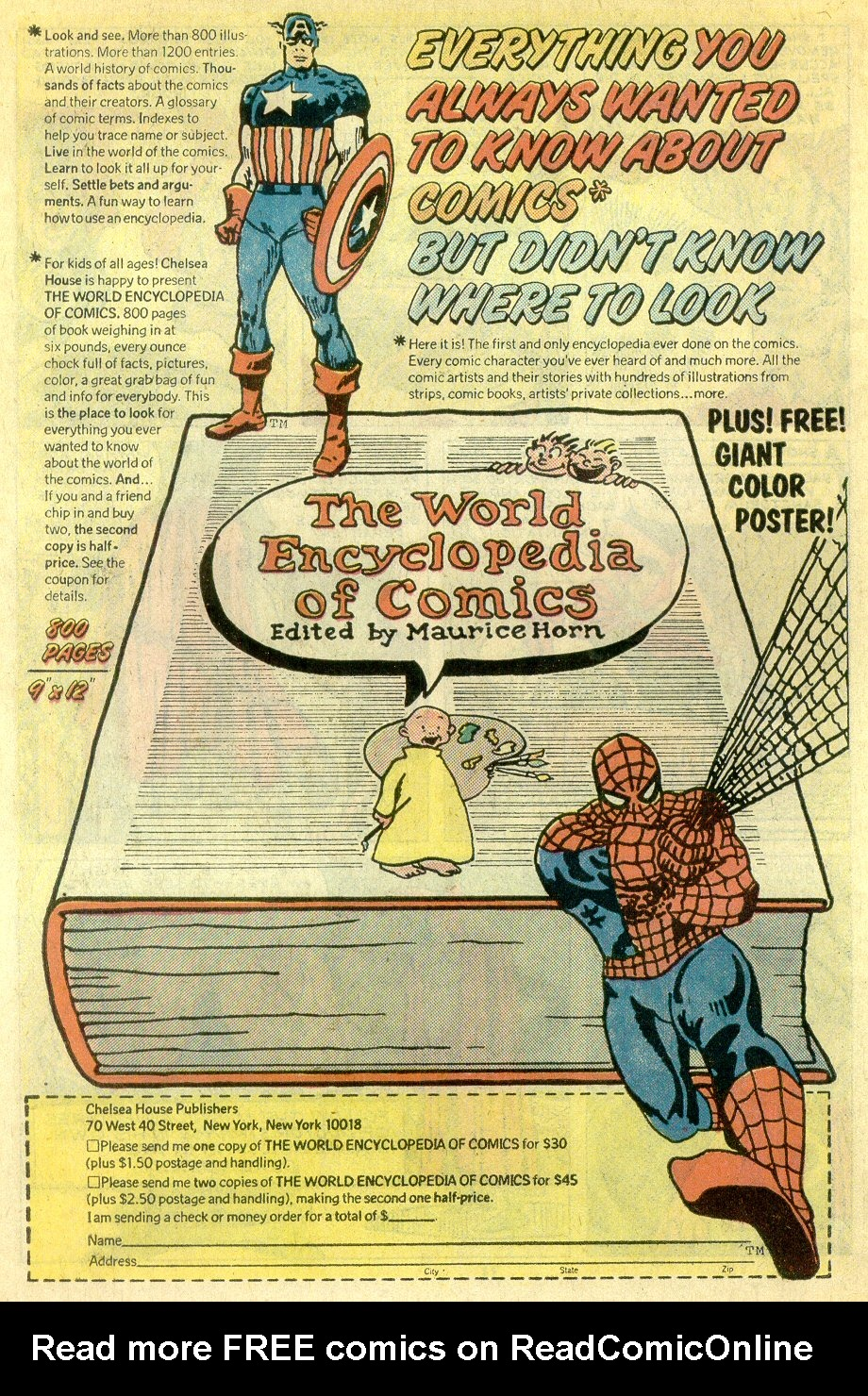 Strange Tales (1951) Issue #188 #190 - English 34