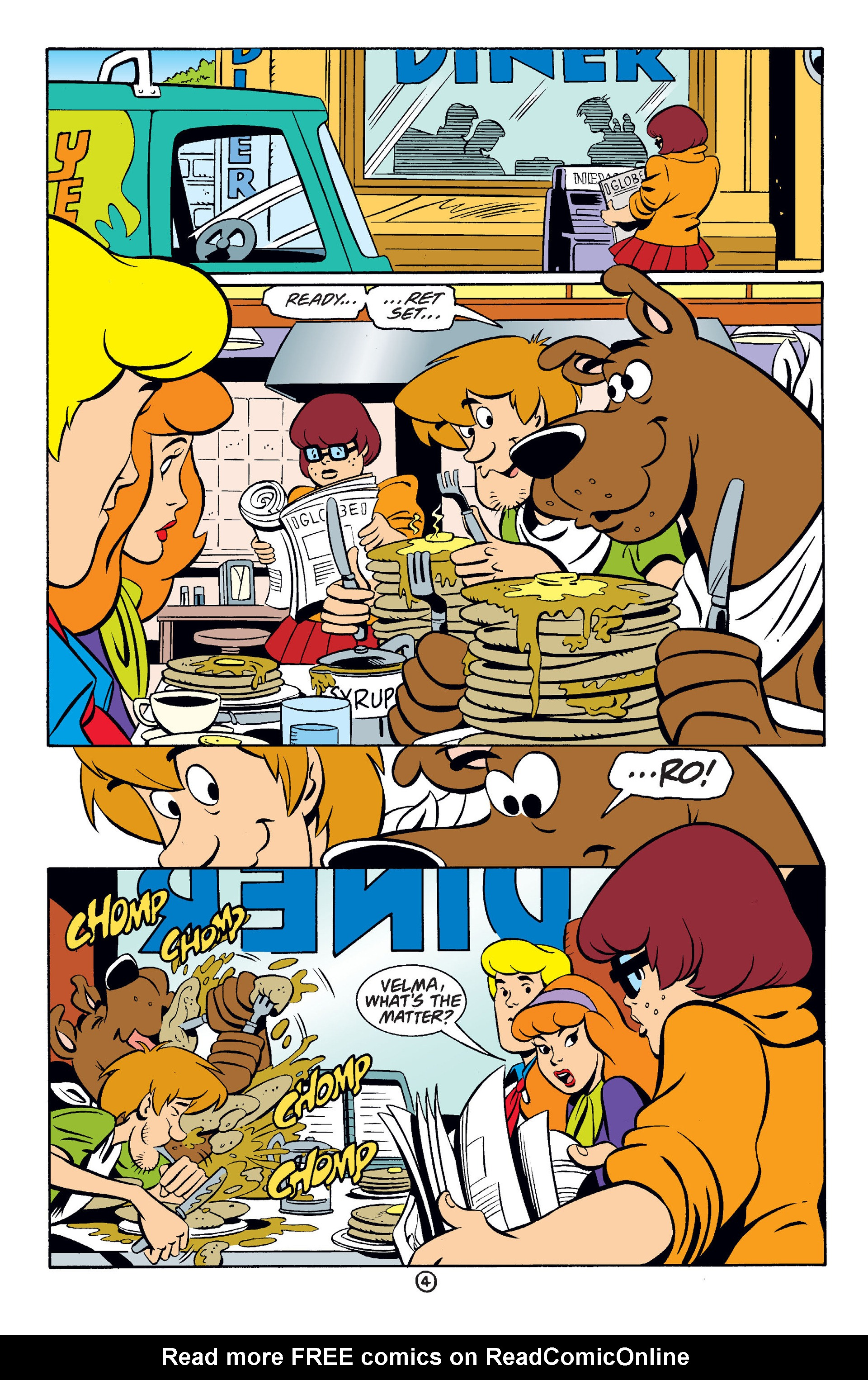 Read online Scooby-Doo (1997) comic -  Issue #36 - 5