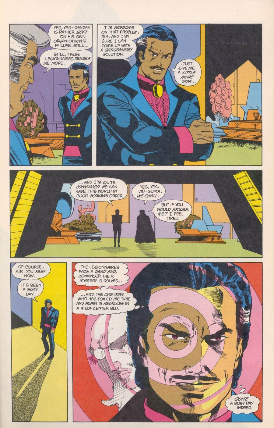 Tales of the Legion Issue #347 #34 - English 29