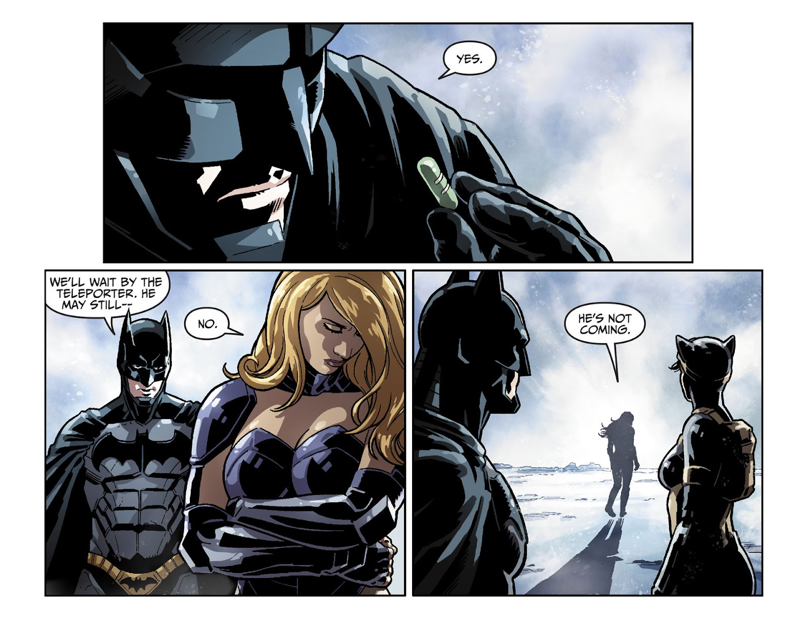 Injustice: Gods Among Us [I] Issue #33 #34 - English 20