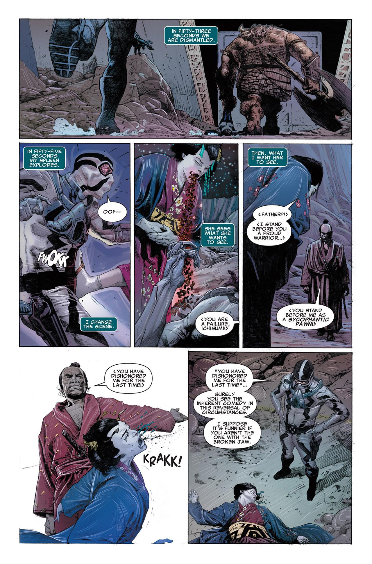 Uncanny X-Force (2010) #3 #35 - English 13