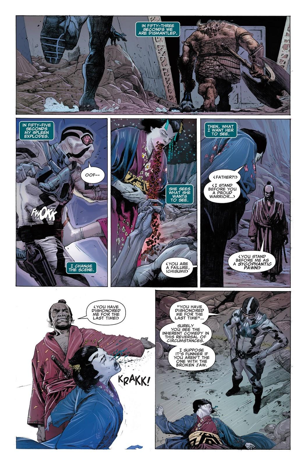 Uncanny X-Force (2010) Issue #3 #3 - English 13
