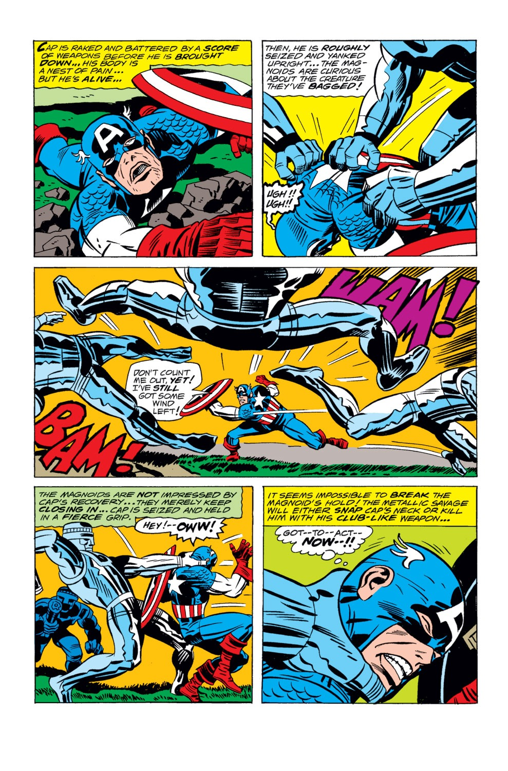 Captain America (1968) _Annual 3 #3 - English 19