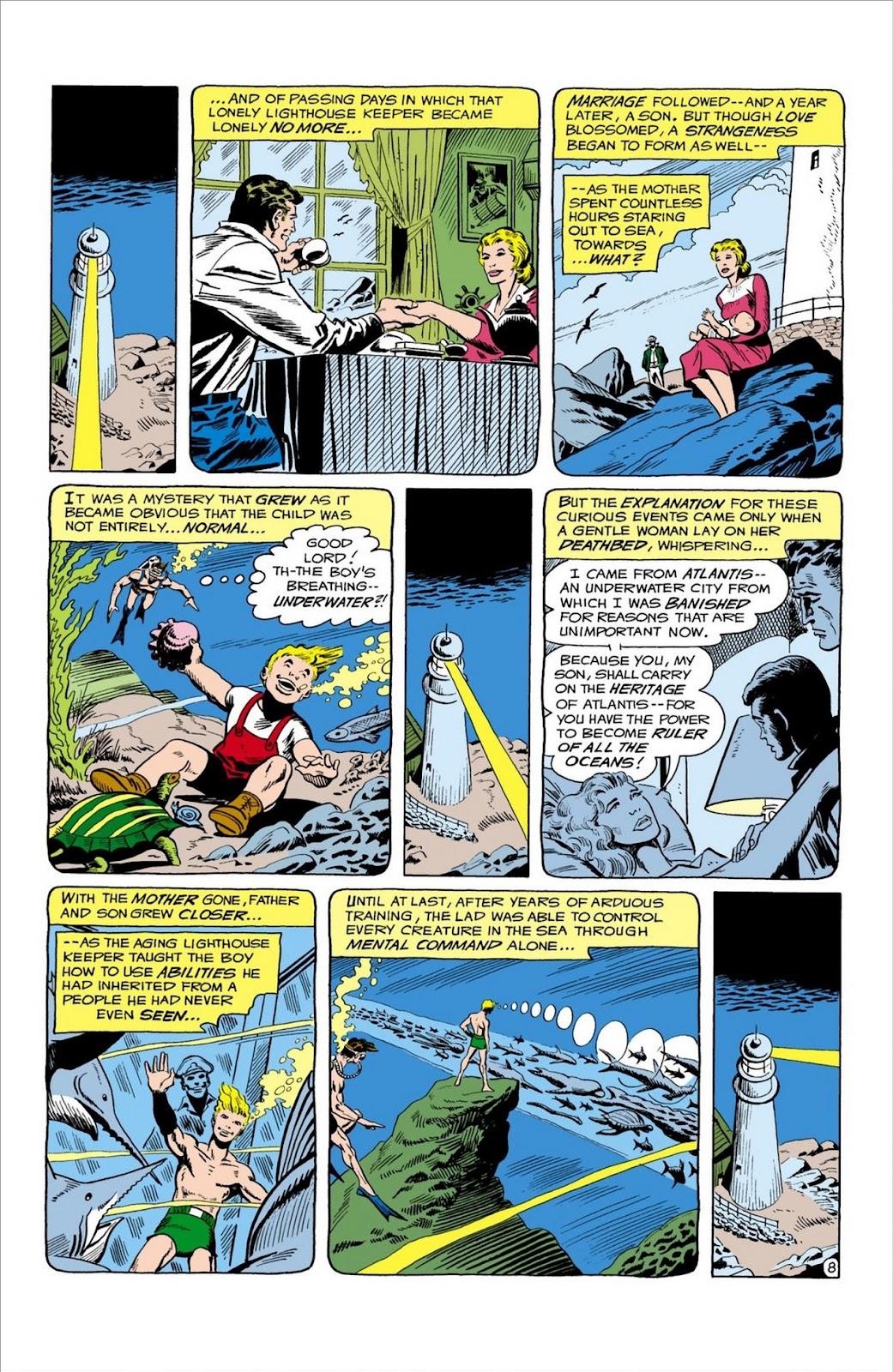 Aquaman (1962) Issue #58 #58 - English 9