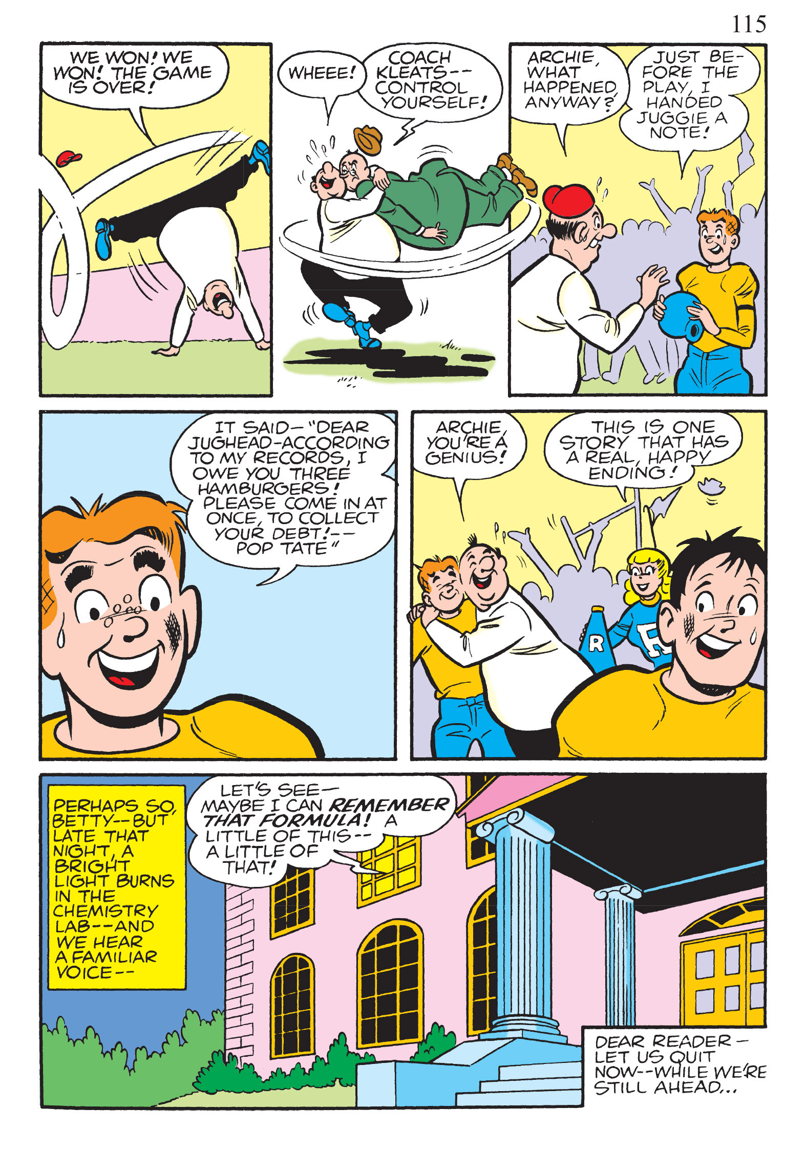 Read online The Best of Archie Comics comic -  Issue # TPB 2 (Part 1) - 117