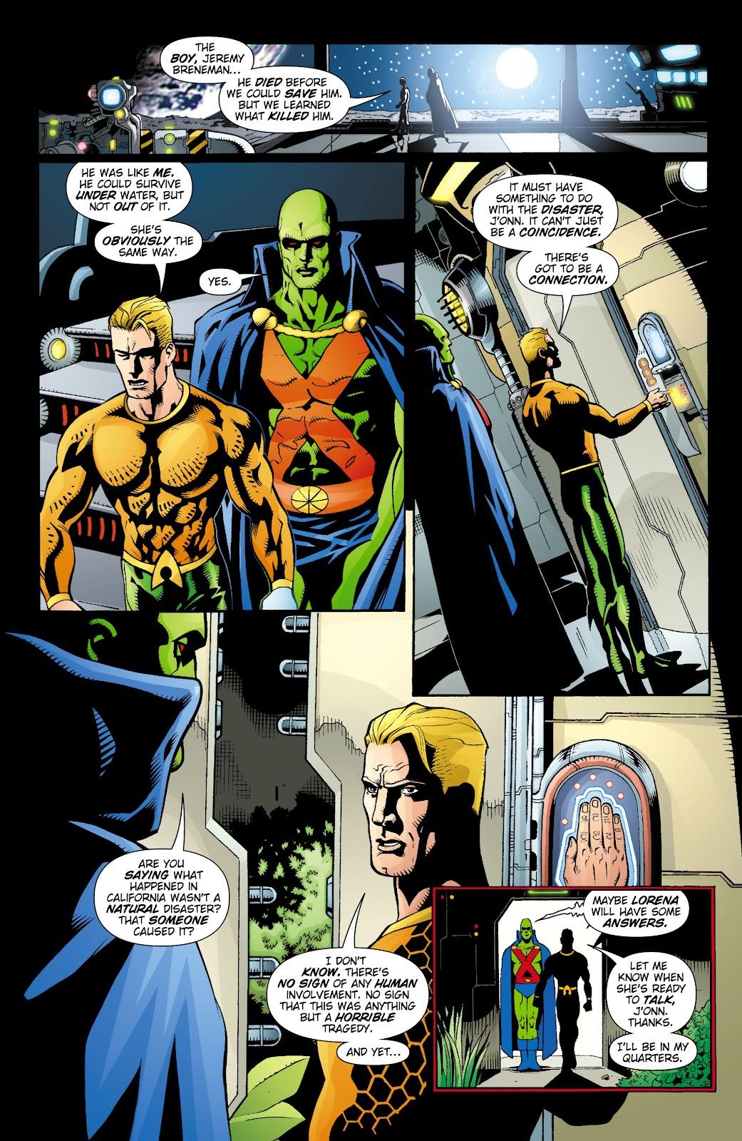 Aquaman (2003) Issue #16 #16 - English 11