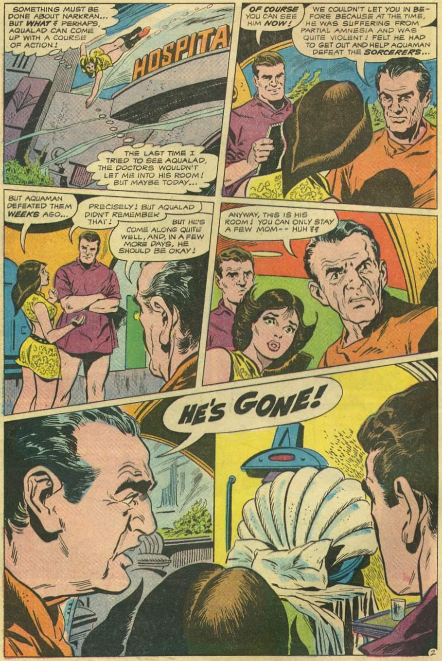 Read online Aquaman (1962) comic -  Issue #43 - 4