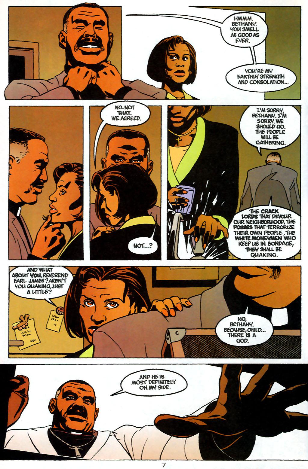 Human Target (1999) 1 Page 7