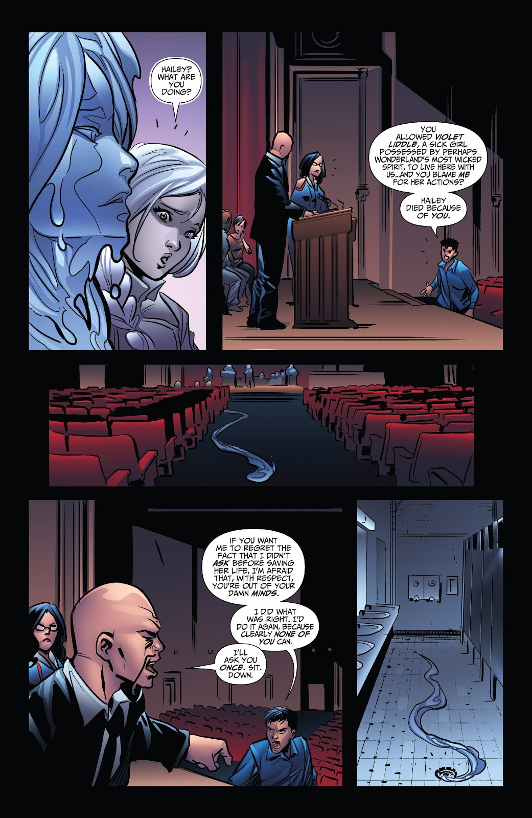 Grimm Fairy Tales (2005) Issue #121 #124 - English 17