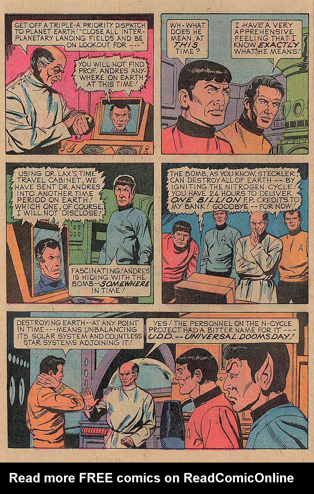 Star Trek (1967) Issue #36 #36 - English 6
