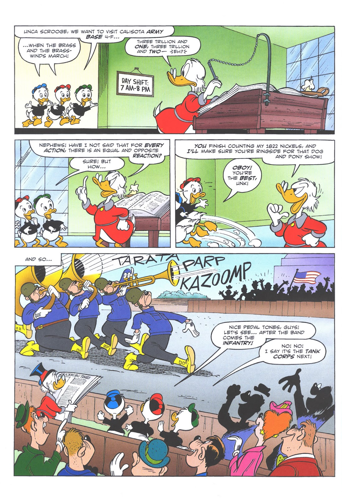 Uncle Scrooge (1953) Issue #373 #373 - English 4