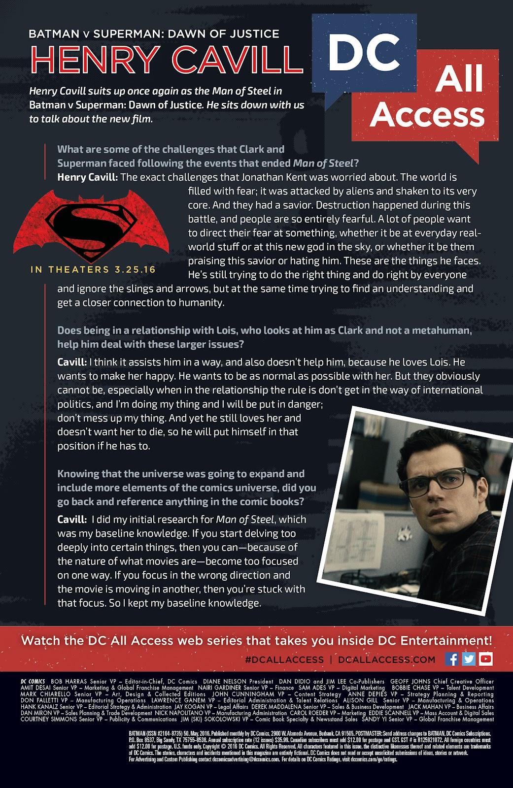 Batman (2011) Issue #50 #69 - English 55