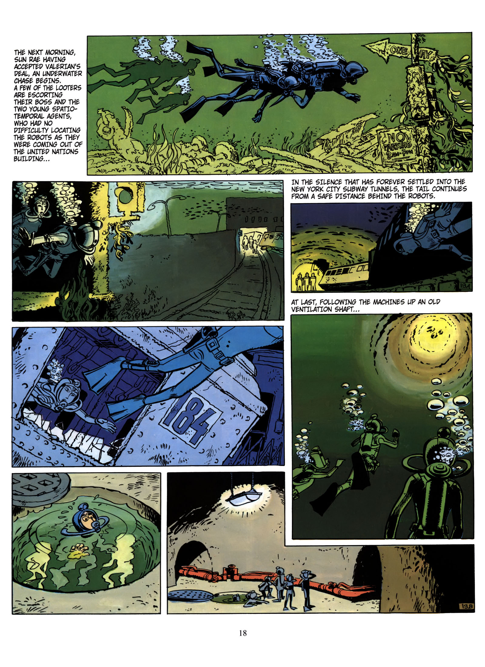 Valerian and Laureline #1 #23 - English 19