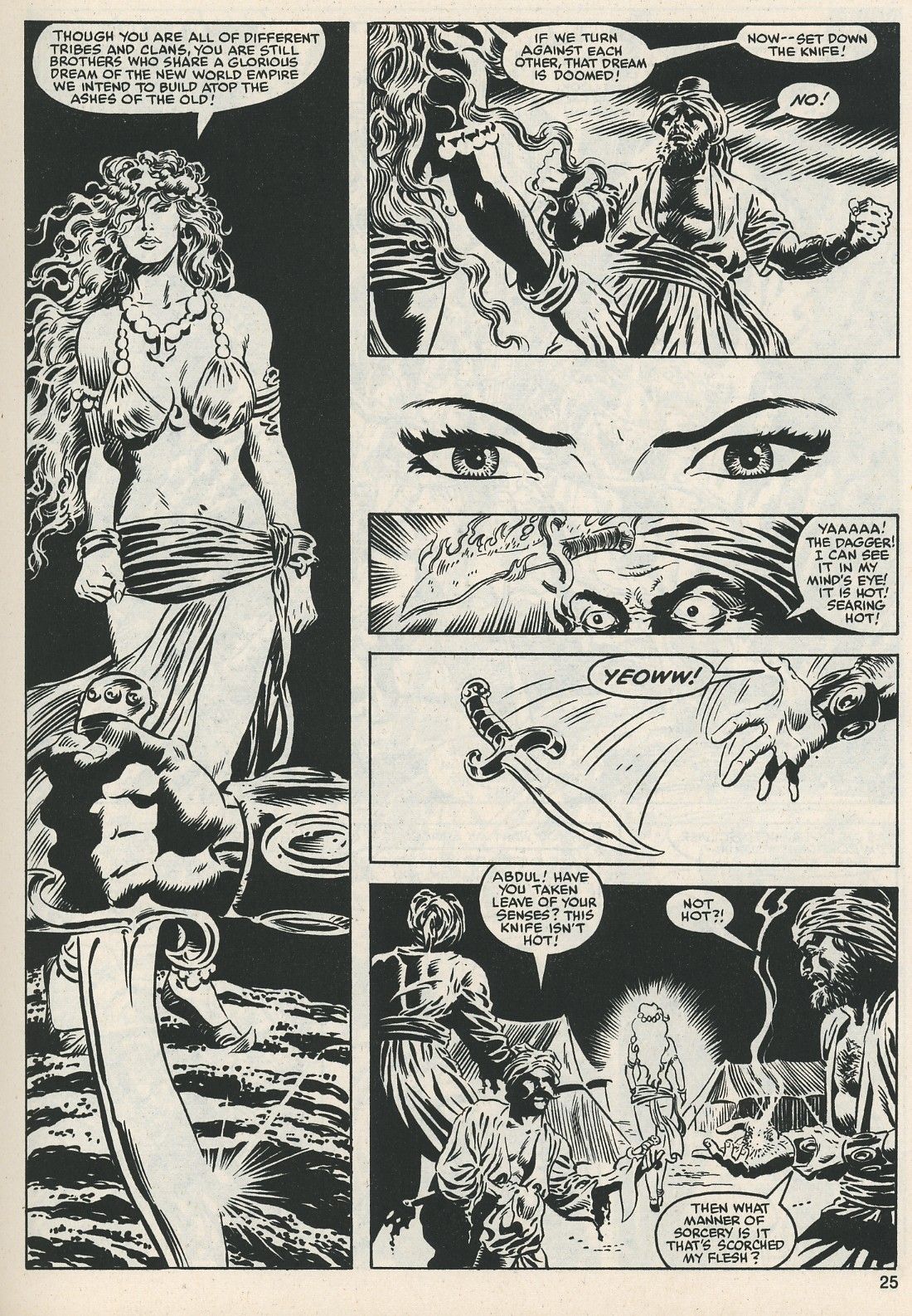 The Savage Sword Of Conan Issue #112 #113 - English 26