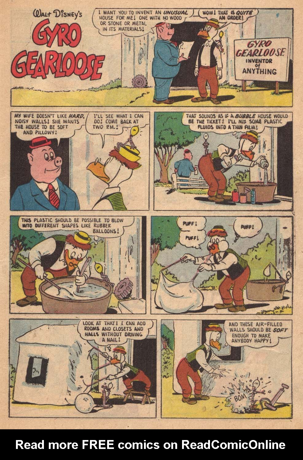 Uncle Scrooge (1953) Issue #19 #19 - English 31