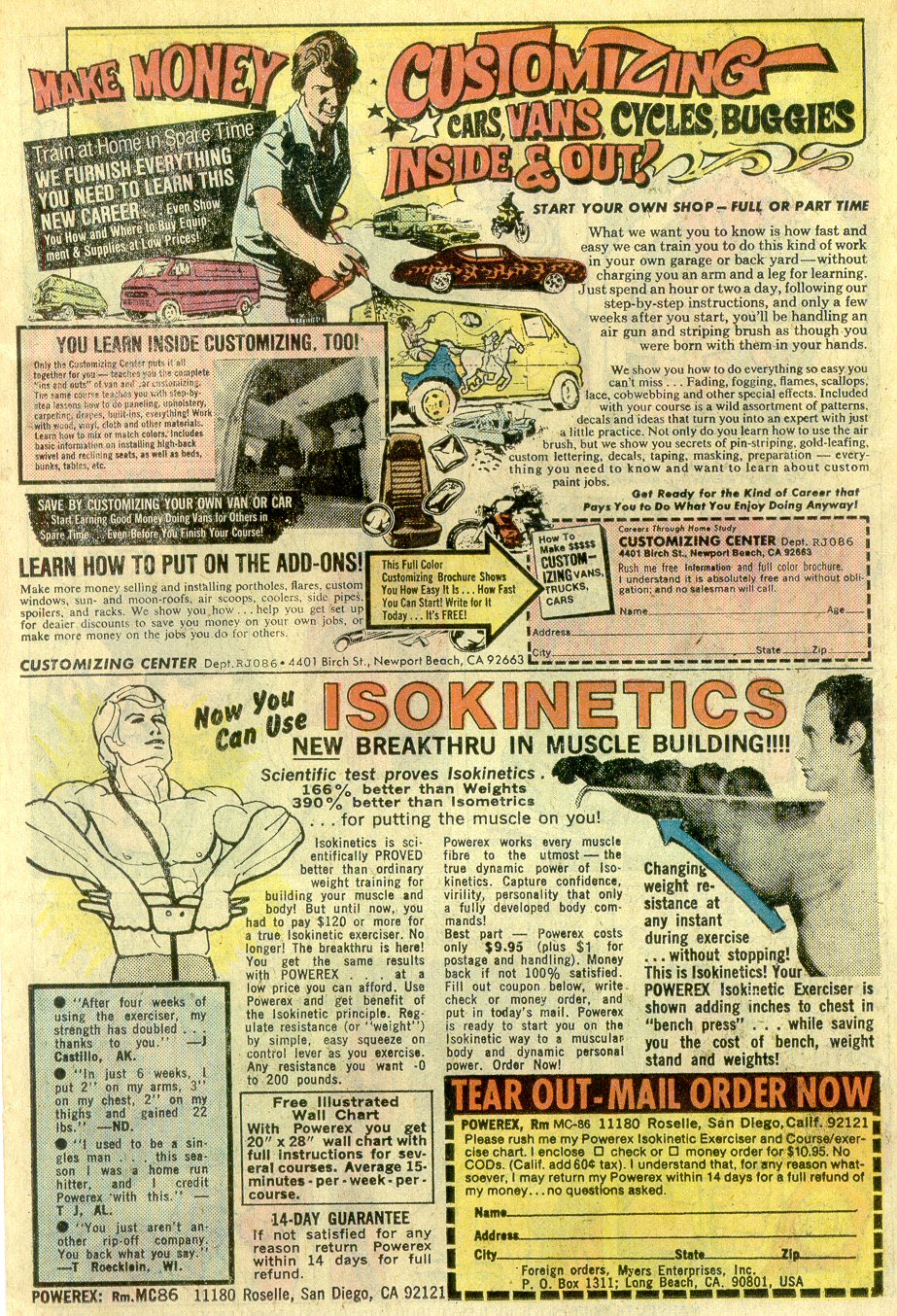 Strange Tales (1951) Issue #188 #190 - English 23