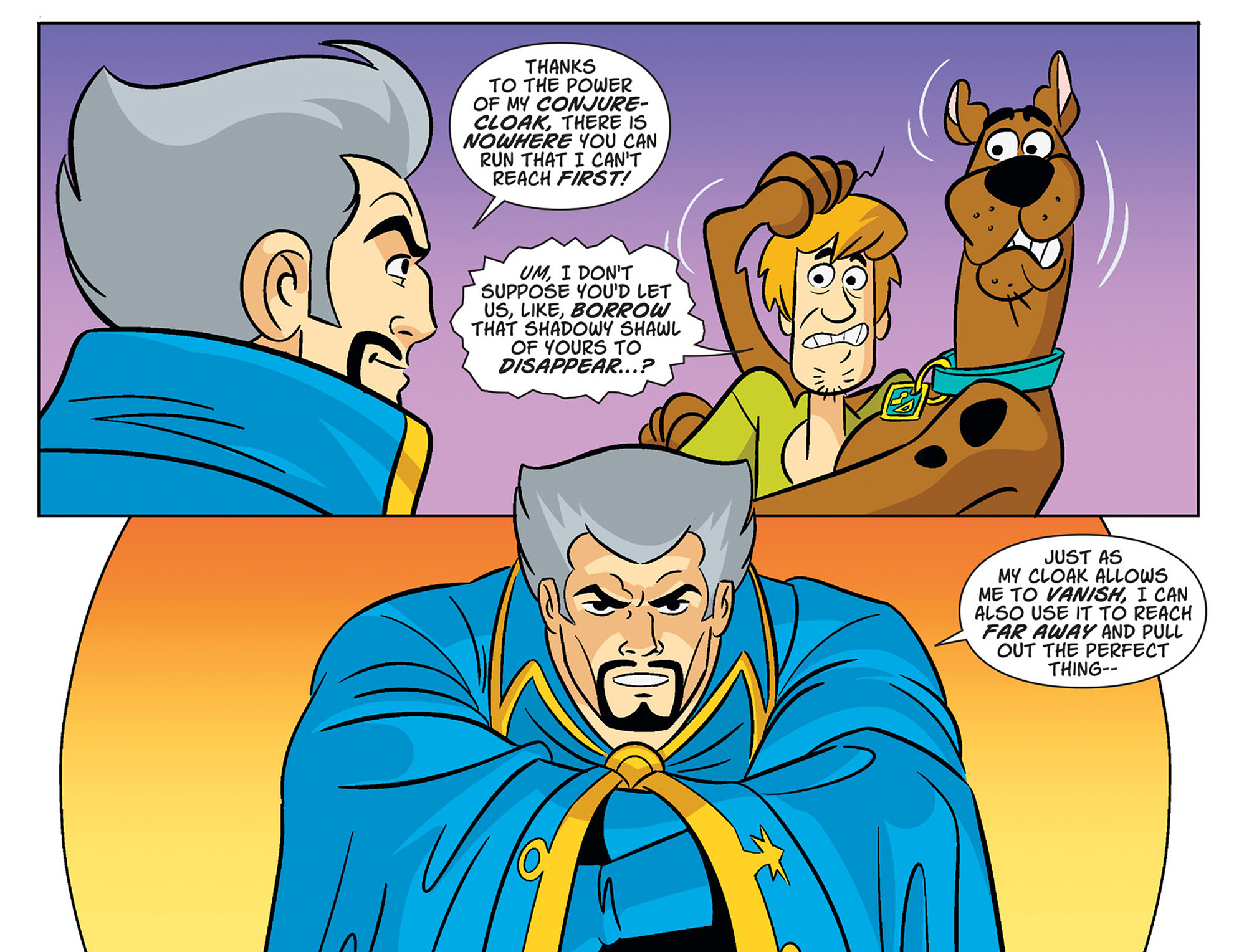 Read online Scooby-Doo! Team-Up comic -  Issue #34 - 9