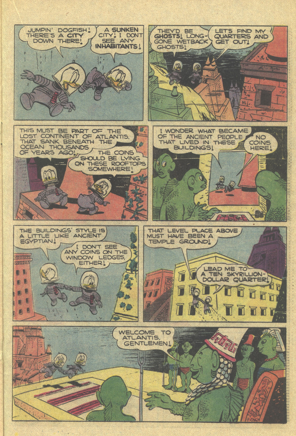 Uncle Scrooge (1953) Issue #189 #189 - English 21