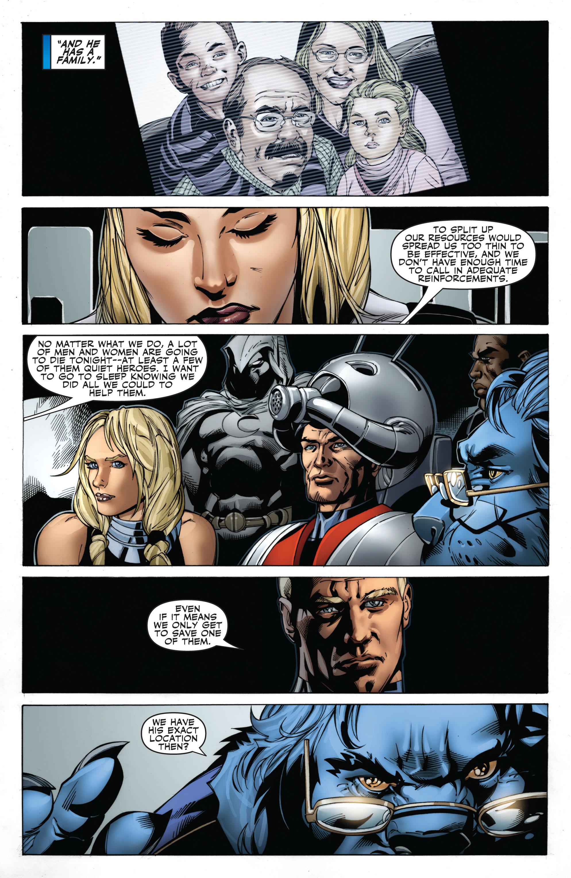 Read online Secret Avengers (2010) comic -  Issue #12.1 - 11