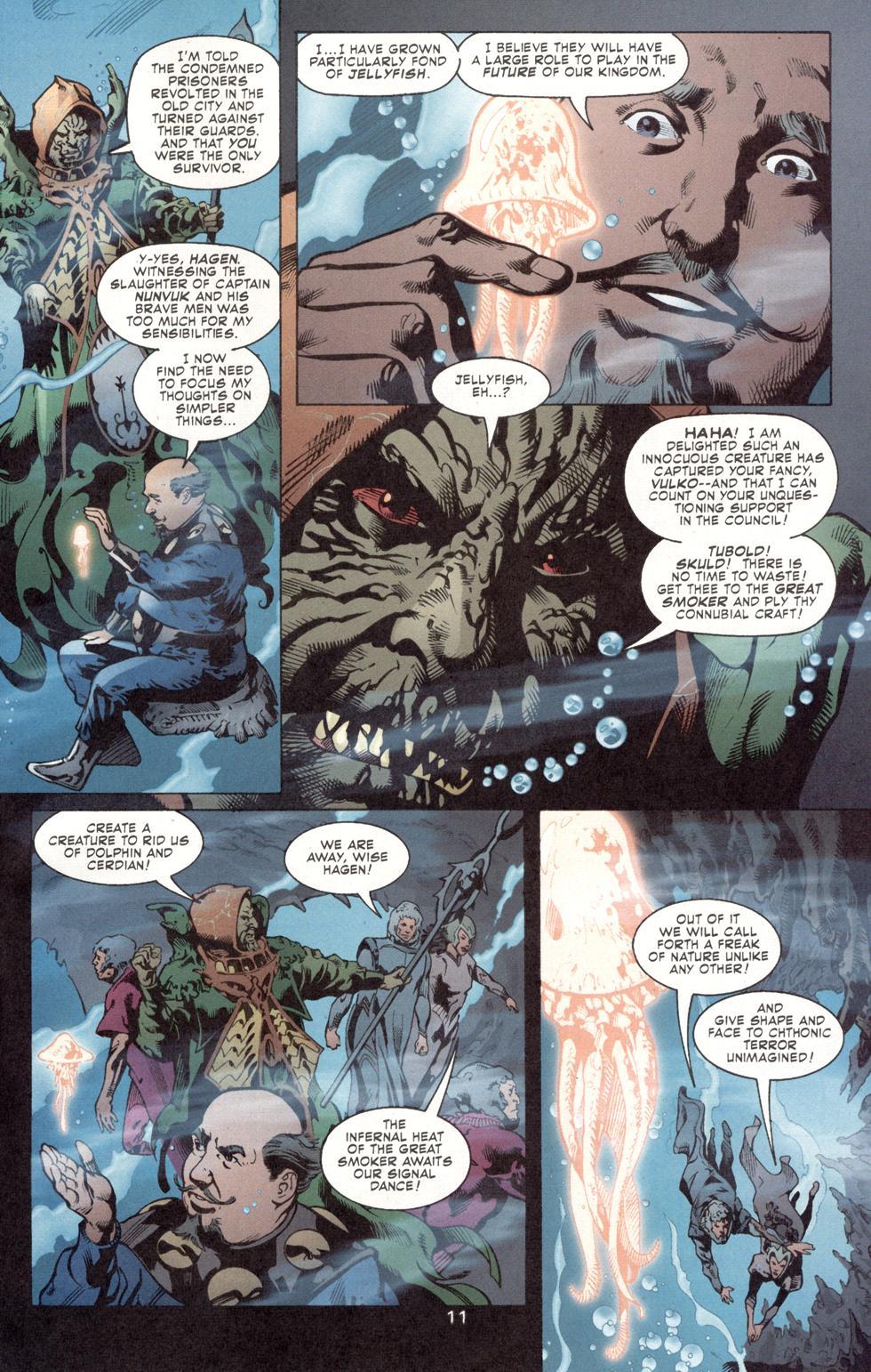 Aquaman (2003) Issue #7 #7 - English 13