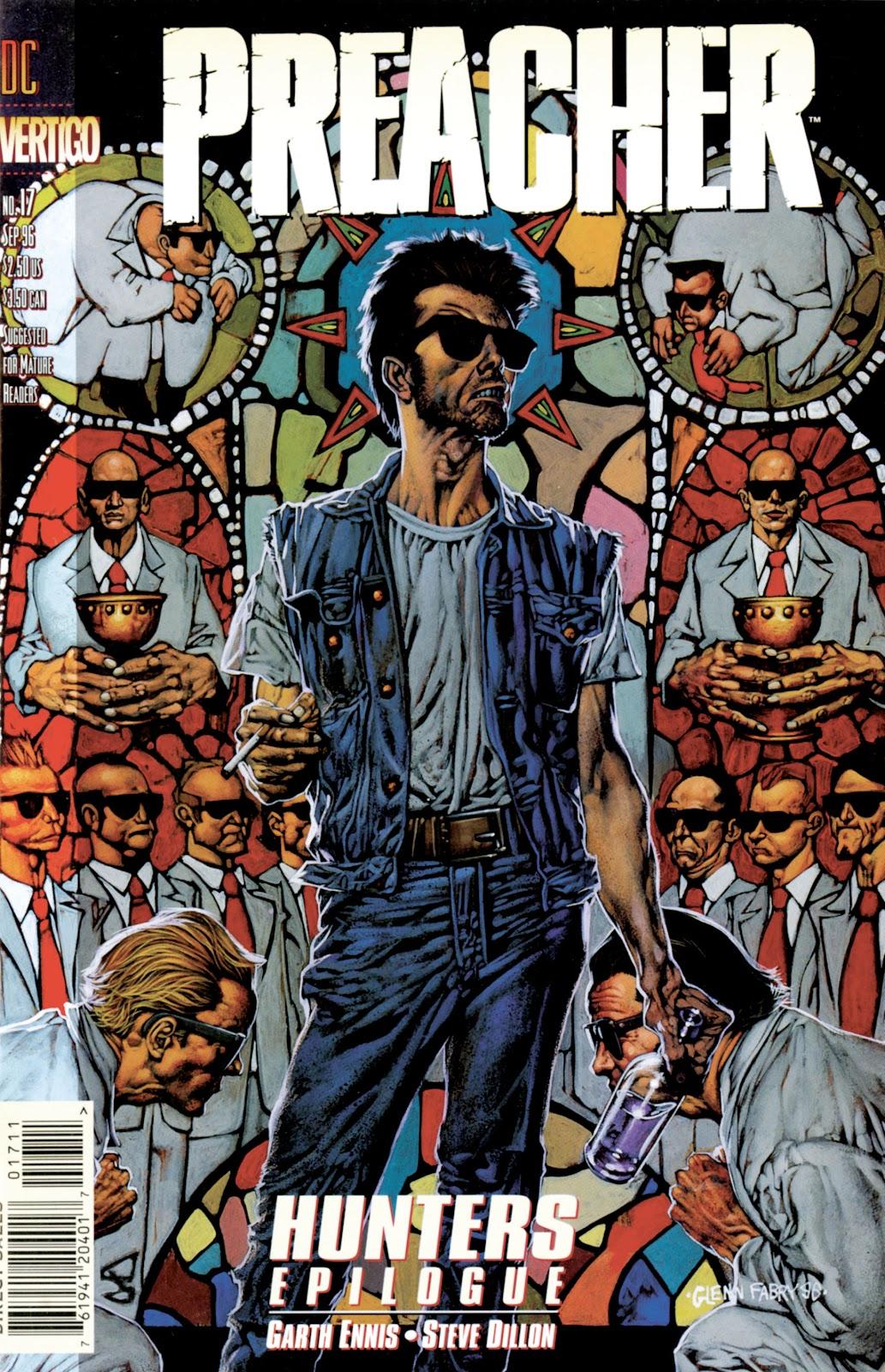 Preacher Issue #17 #26 - English 1