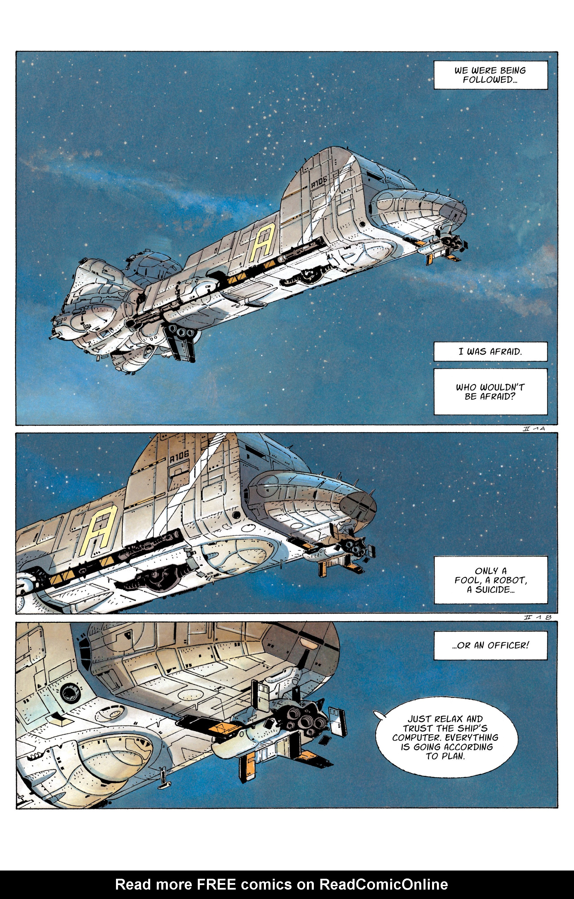 The Forever War (2017) #3 #4 - English 5