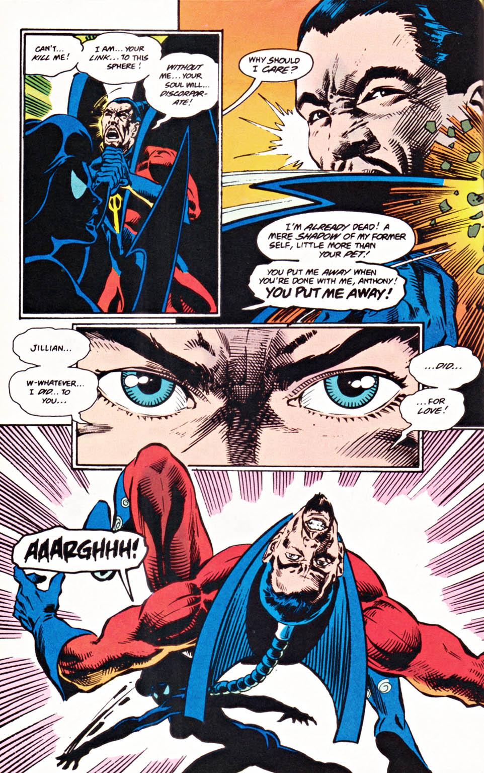 Read online Secret Defenders comic -  Issue #22 - 17