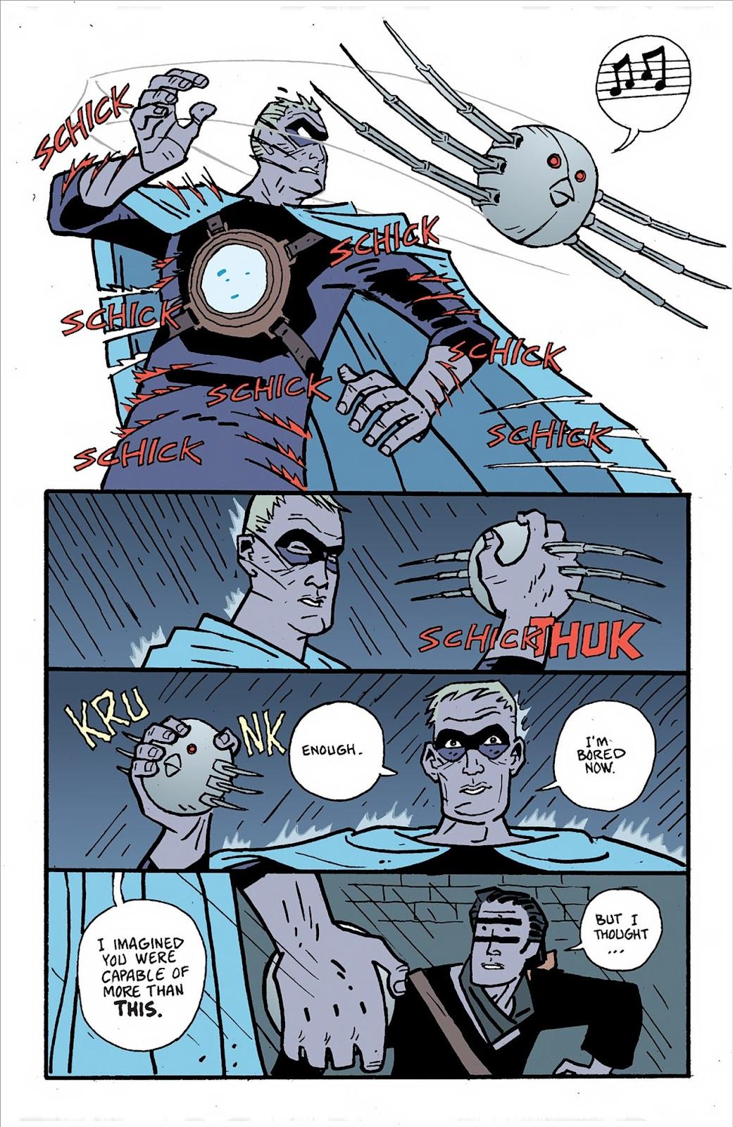 Mudman Issue #3 #3 - English 5