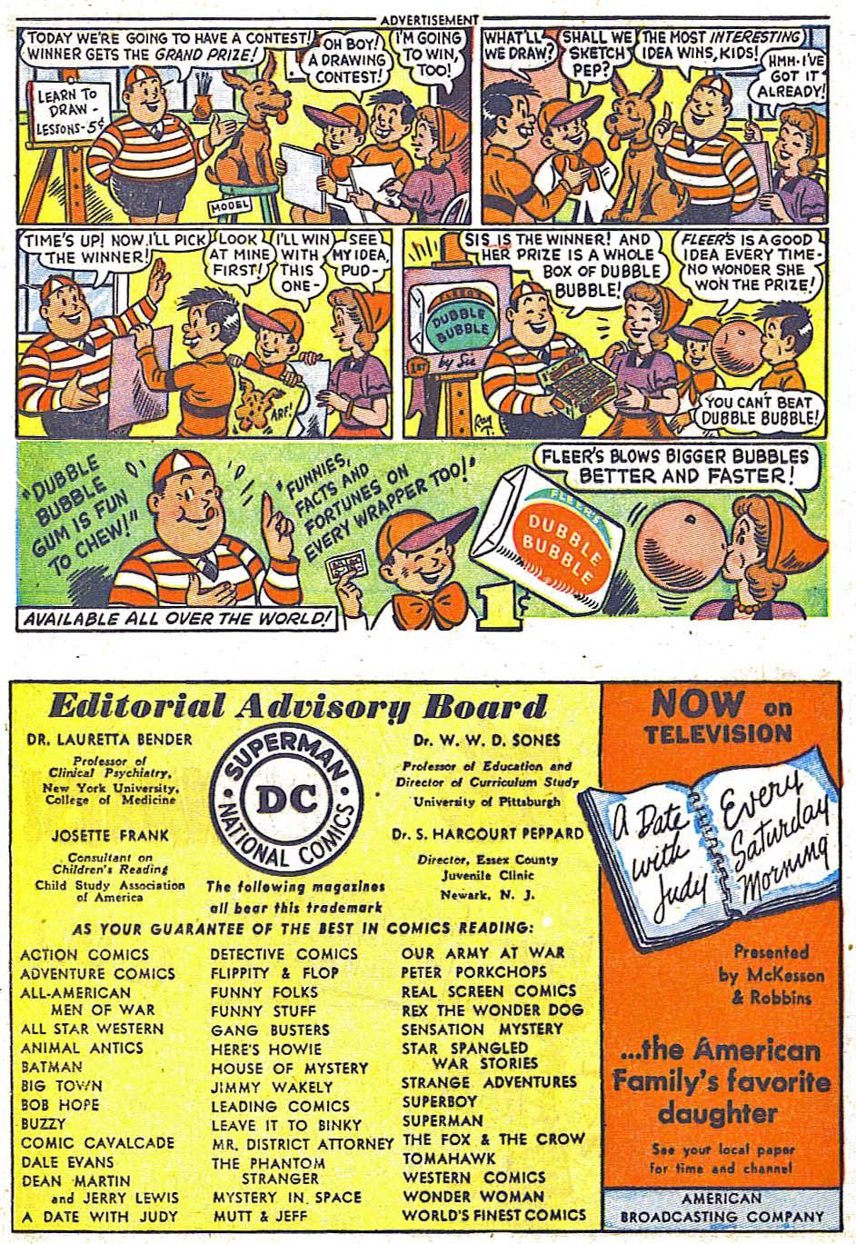 at War (1952) Issue #248 #301 - English 20