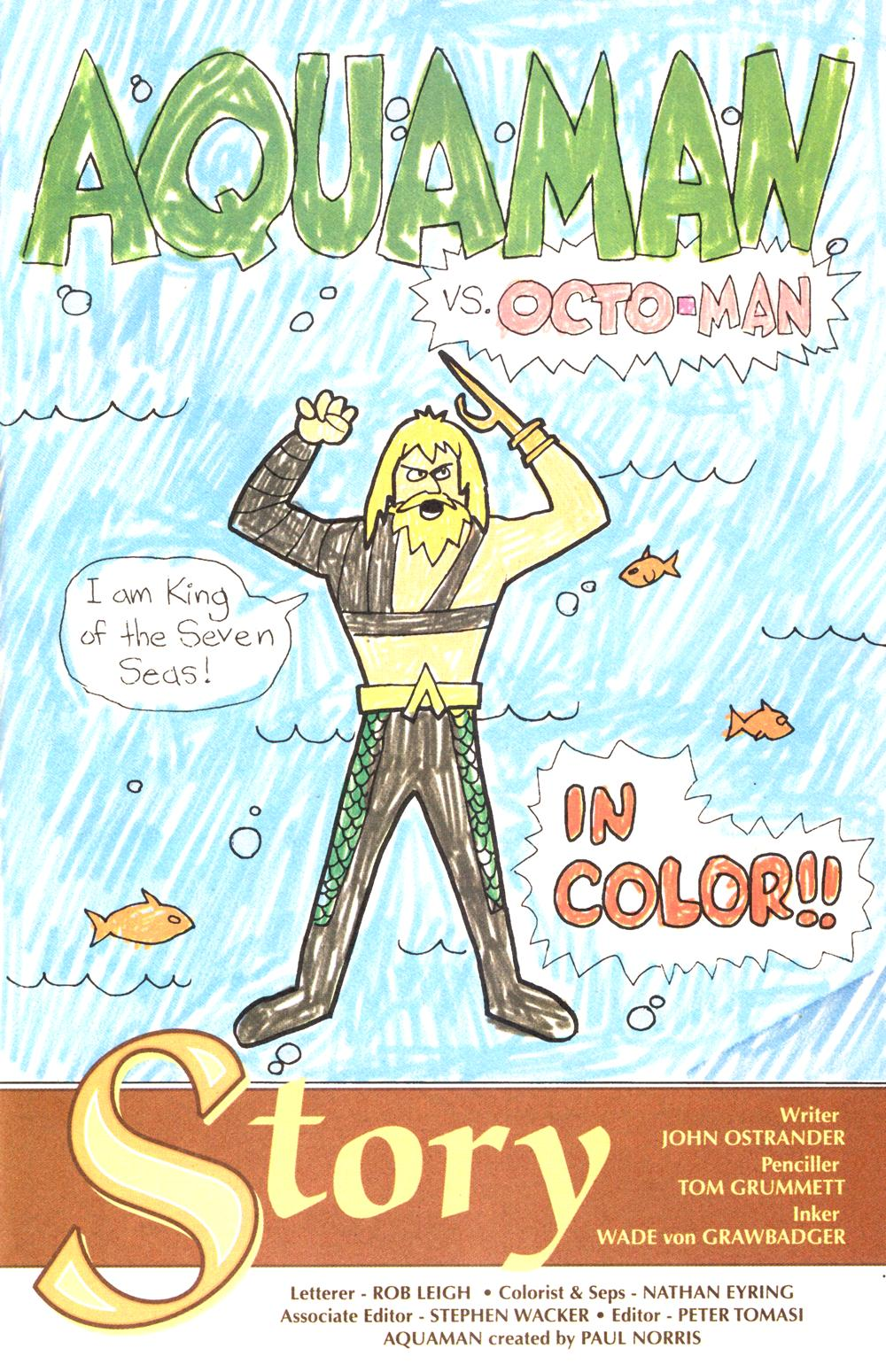 Aquaman (2003) Issue #14 #14 - English 4